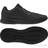 Adidas D66621 Duramo 6 Lea M Erkek Koşu Ayakkabısı Siyah