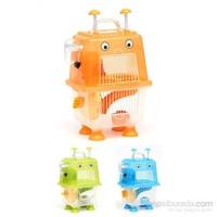 Flip Robotic Hamster Kafesi Mavi