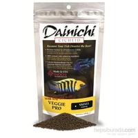 Dainichi Veggie Pro Baby 100 gr. 1 mm. otçul doğal renlendirici çiklit yemi