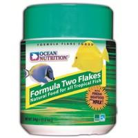 Ocean Nutrition Formula Two Flake - 156 Gr. Deniz Balıkları için Otçul Pul Yem