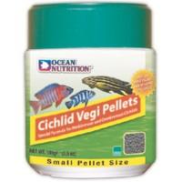 Ocean Nutritioncichlid Vegi Pellets Sm - 100 Gr. 1 mm. Çiklit Balığı Yemi
