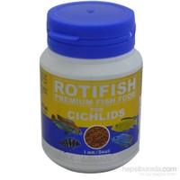 Rotifish Cichlid Red Small (1 Mm) 100Ml (40 Gr.) (Etçil Ciklit Balıklarınız İçin)