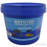Rotifish Cichlid Red Medium (2 Mm) 3000Gr. (Etçil Ciklit Balıklarınız İçin)