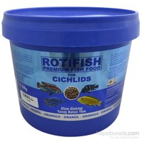 Rotifish Cichlid Red Small (Yavaş Batan) (1 Mm) 5000Gr.