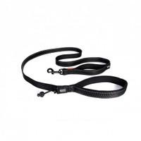 Ezydog Soft Trainer Lite Çok Yönlü Gezdirme Kayışı Siyah (181 Cm)