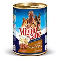 Miglior Cane Av Hayvanlı Köpek Konservesi 405 Gr 20+4 Hediyeli