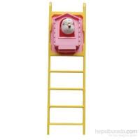 Kuş Oyuncağı Guguklu Merdiven