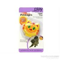Petstages Laser Fun (Evcil Hayvanlar İçin Özel Tasarlanmış, Işığı Göze Zarar Vermeyen, Kedi-Köpek Oyuncağı) *