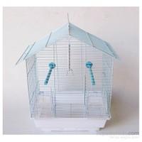 Buffer Üçgen Çatılı Kuş Kafesi (Küçük) gk