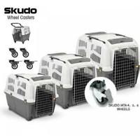 Skudo 4-5-6 Köpek Taşıma Kabı İçin Tekerlek Takım