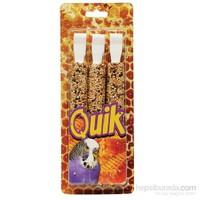 Quik Ballı Kuş Krakeri 3'Lü -