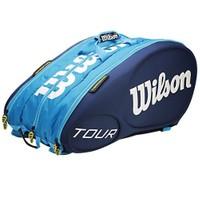 Wilson Tour Molded Blue 15X 2014 Tenis Çantası