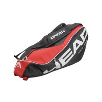 Head Tour Team Black/Coral 6R Combi Tenis Çantası