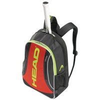 Head Elite Bagpack Red/Green Tenis Sırt Çantaları