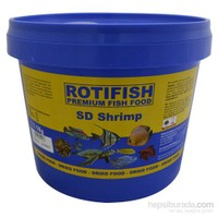 Rotifish Sd Shrimp 1000Gr. Kurutulmuş Karides