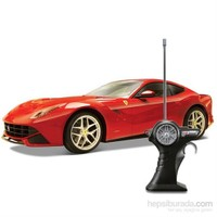 Maisto Tech 1:14 Ferrari F12 Berlinetta U/K Araba Kırmızı