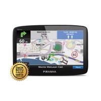 """Piranha Galileo 5.0 """",Navigasyon Cihazı (Ömür Boyu Ücretsiz Güncelleme)"""