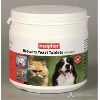 Beaphar Kedi Brewers Yeast Sarımsaklı Tablet 500 Adet