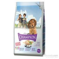 Champion Folik Asit Katkılı Tavuk Etli Yavru Köpek Maması 500 Gr FD*