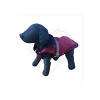 Pet Style Reflektörlü Anorak Kırmızı Köpek Kıyafeti No:8