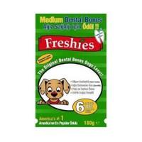Freshy Ağız Kokusu Giderici Köpek Ödülü 6'Lı Paket 180 Gr