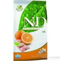 Farmina N&D Balıklı Portakallı Orta Irk Yetişkin Köpek Maması 2,5 Kg