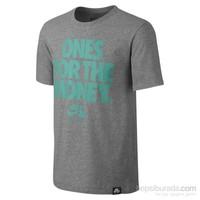 Nike 659738-063 Ones For The Money Erkek T-Shirt