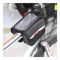 Pro Cycle Kadro Üstü Heybe Çanta Siyah