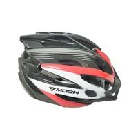 Kask Bisiklet Mv29 Kırmızı/Siyah -M-