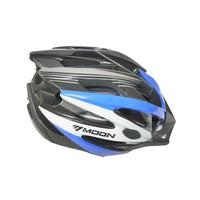 Kask Bisiklet Mv29 Mavi/Siyah -M-
