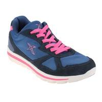 Kinetix 1250937 Lacivert Pembe Kadın Yürüyüş Ayakkabısı