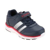 Kinetix 1254105 Lacivert Beyaz Kırmızı Erkek Çocuk Koşu Ayakkabısı