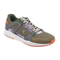 Kinetix A1285512 Haki Yeşil Turuncu Erkek Sneaker