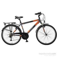 Ümit 26J CITY'S 2642 ATB ERKEK Şehir Bisikleti Çelik Kadro ON SUSPANSIYONLU - V-FREN 21-V