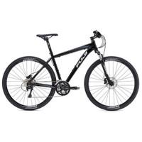 """Fujı Traverse 1.1 D 17"""" Blue Bisiklet"""