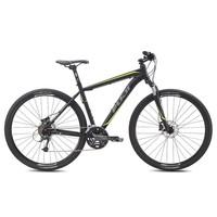 Fujı Traverse 1.3 Siyah Yeşil Bisiklet