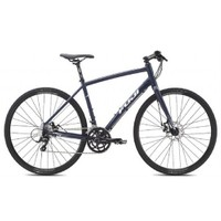 "Fujı Absolute 1.3 Dısk 21"" Mavi Gümüş Bisiklet"