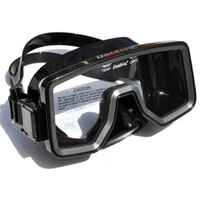 Unidive Maske Silikon Tek Camlı wm7101 Mavi