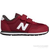 New Balance Kv396rgı Bebek Bordo Spor Ayakkabı