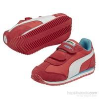 Puma Rio Speed Nylon V Kids Çocuk Spor Ayakkabı (21-27 numara)