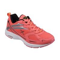 Kinetix A1282261 Neon Pembe Siyah Sarı Kadın Koşu Ayakkabısı