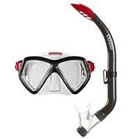 Arena 1E393 Discovery 2 Şnorkel-Maske Seti