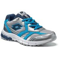 Lotto Zenith Iv Çocuk Gri Koşu Ayakkabısı (R8546)