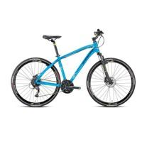 """Kron Tx 450 28 Jant City 18"""" 27 Vites Fren Mavi - Lime Şehir Bisikleti"""