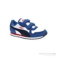Puma Cabana Racer Sl V Çocuk Spor Ayakkabı 351980301