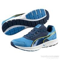 Puma Descendant V3 Erkek Mavi Koşu Ayakkabısı (188165-01)
