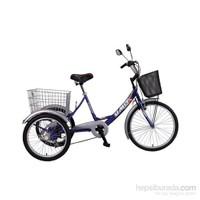 Ümit C24 Queen Kargo Bisikleti