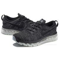 Nike Flyknit Air Max 620469-010 Erkek Yürüyüş Ve Koşu Ayakkabısı