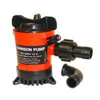 Johnson Pump L 650 12V 972 GPH 61 L/dk Sintine Pompası