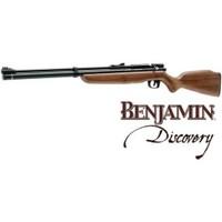 Crosman Benjamin Discovery Pcp Havalı Tüfek (1 Kutu Saçma Hediyeli..)